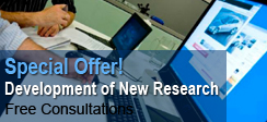 Special offer: Razvoj novih istraživanja