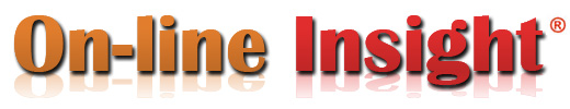 On-line Insight logo