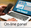 On-line panel